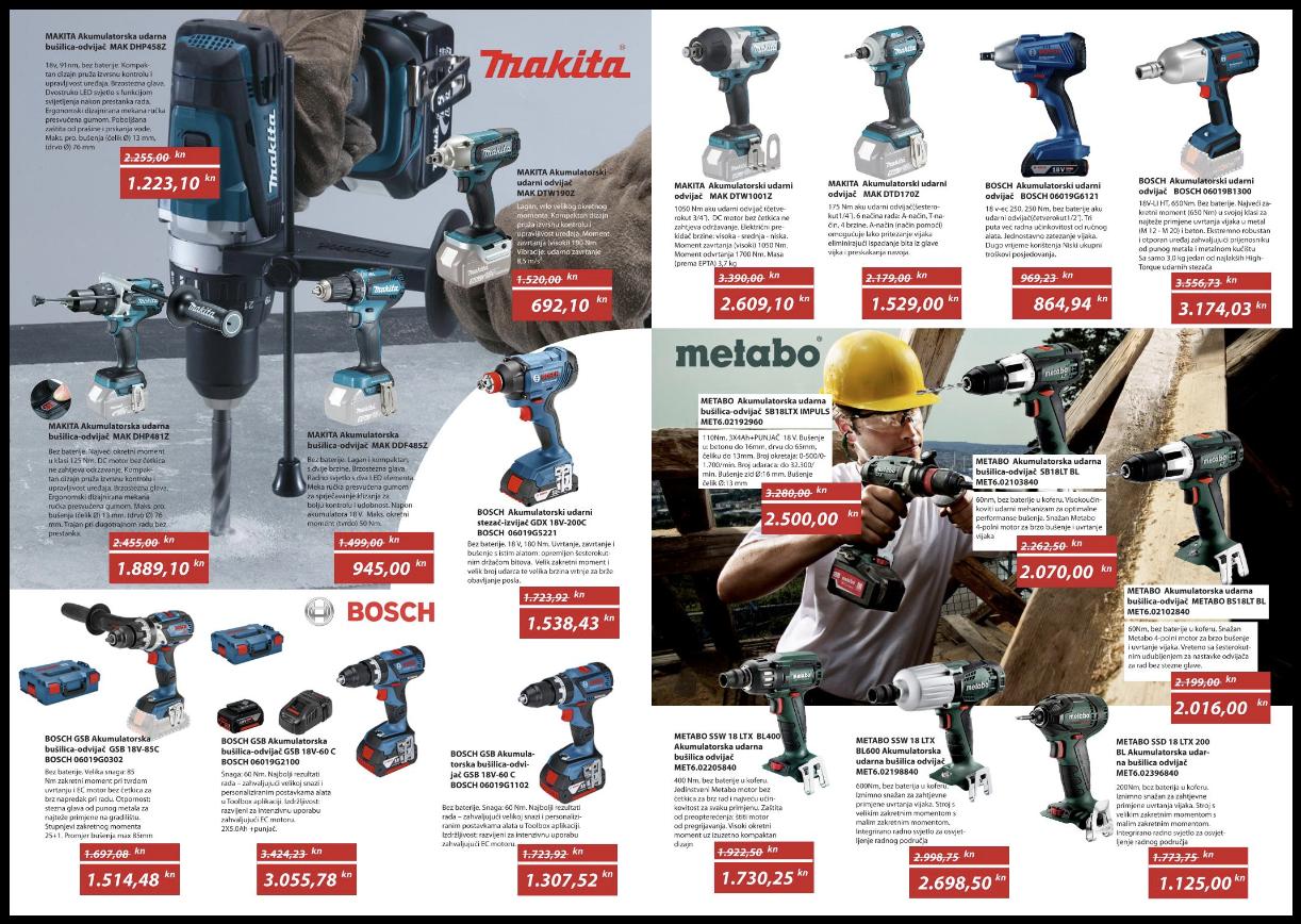 Katalog alata i strojeva